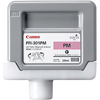 Click To Go To The PFI-301PM Cartridge Page