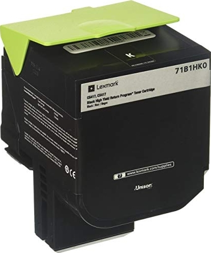 Click To Go To The 71B1HK0 Cartridge Page