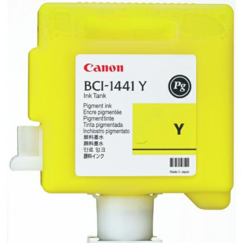 Click To Go To The BCI-1441Y Cartridge Page