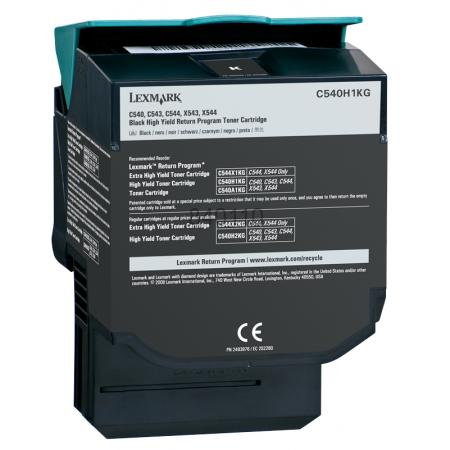 Click To Go To The C540H1KG Cartridge Page