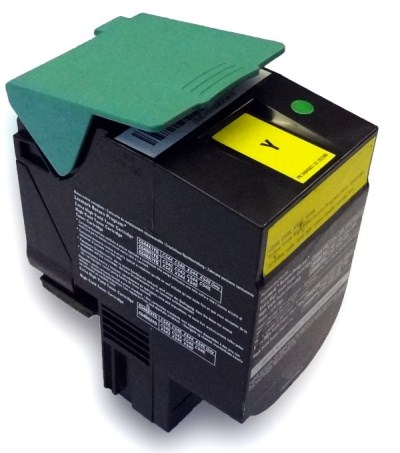 Click To Go To The C544X1YG Cartridge Page