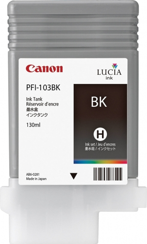 PFI-103BK Cartridge