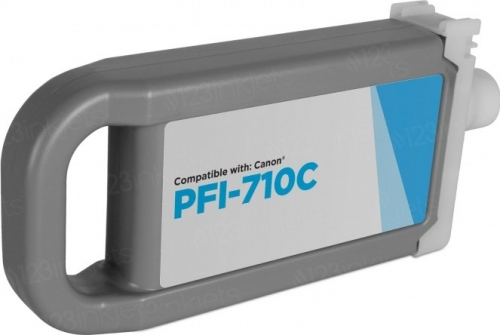 Click To Go To The PFI710C Cartridge Page