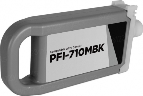 Click To Go To The PFI710MBK Cartridge Page