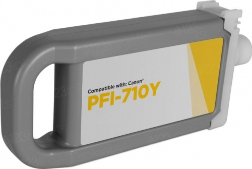 Click To Go To The PFI710Y Cartridge Page